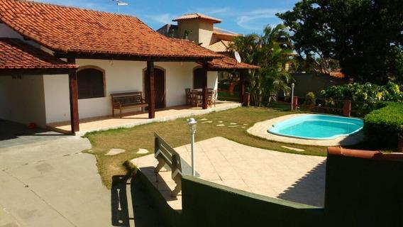 Casa Em Manguinhos, Armação Dos Búzios/rj De 140m² 4 Quartos Para Locação R$ 1.500,00/dia - Ca281668