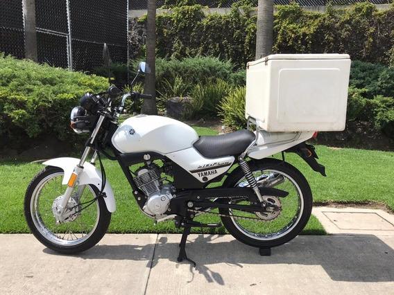 Yamaha Ybr 125cc Año 2014
