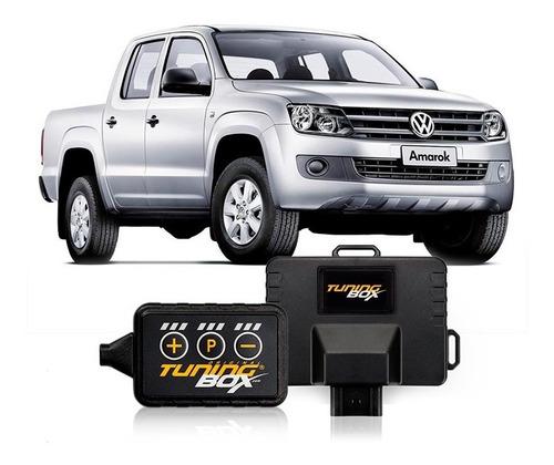 Kit Tuningbox +potencia +aceleración Volkswagen Amarok 2.0