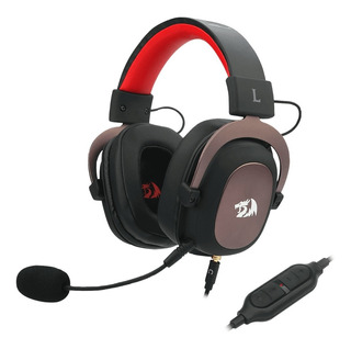 Auriculares Gamer Redragon Zeus 2 H510-1 Pc Ps4 7.1 Headset