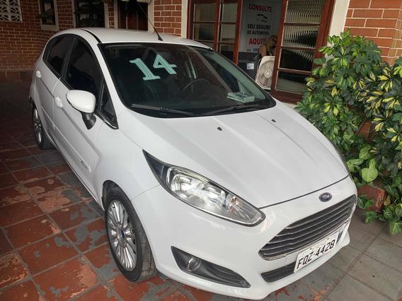 Ford Fiesta 1.6 16v Titanium Flex Powershift 5p 2014
