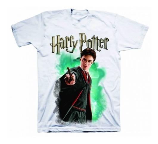 Camiseta Harry Potter - Modelo 03