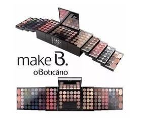Make .b Palette Maquiagem 140+ Colors