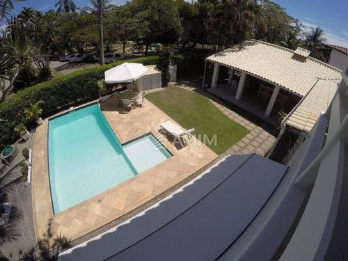 Casa À Venda, 450 M² Por R$ 2.200.000,00 - Itaipu - Niterói/rj - Ca0053