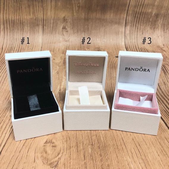 Caja De Regalo Original Pandora Para Charms