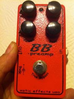 Xotic Bb Preamp Bluesbreaker