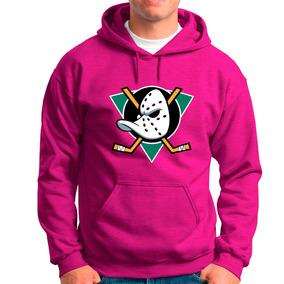 Moletom Blusa Super Patos Mighty Ducks Hockey Dtg