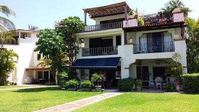 Vr/r-21.casa En Renta/venta En Marina Vallarta Puerto Vallarta