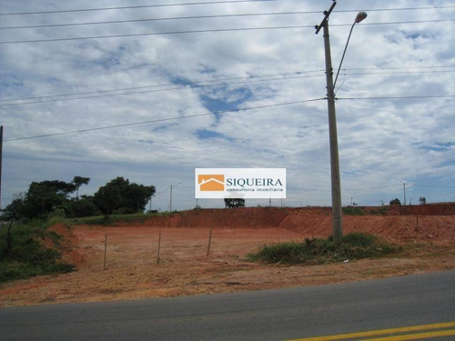 Terreno Comercial À Venda, Iporanga, Sorocaba. - Te0056