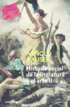 Libro: Historia Social De La Literatura Tomo Ii