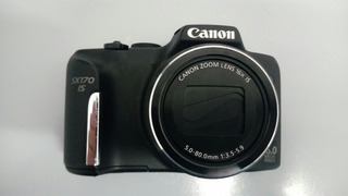 Canon Powershot Sx170is