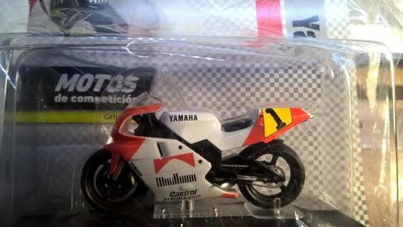 Colección Moto Gp Entrega 4 Yamaha Rainey Nuevo