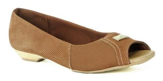 Sapato Sapatilha Feminino Joanete Care Usaflex V1809