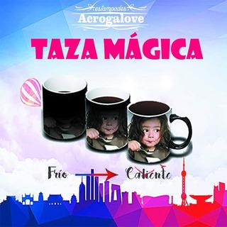 Taza Mágica Personalizada
