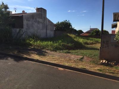 Terreno Em Nova Londrina No Jd Sta Maria