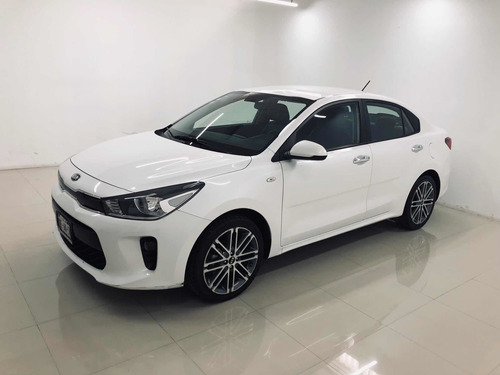 Imagen 1 de 13 de Kia Rio 2020 1.6 Ex Sedan At