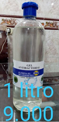 Gel Antibacterial, Alcohol Jabon Al Mayor Y Al Detal