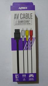 Game Cube: Cabo A/v Stéreo Ou Rf (antena) N O V O S E Longos