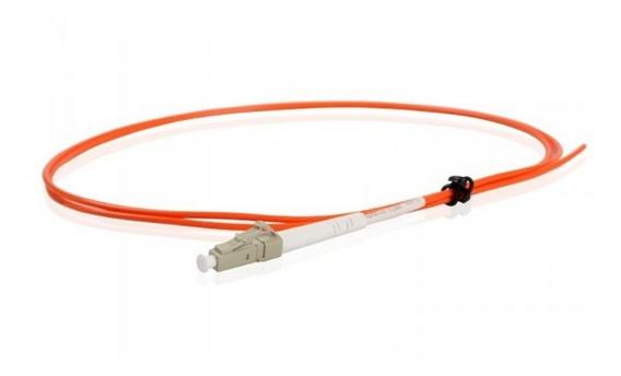 Pigtail Fibra Óptica Multimodo Lc-pc 900u Orange 2mts 50/125