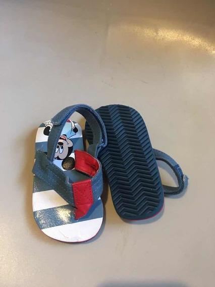 Sandalias Para Bebé - Mickey Mouse