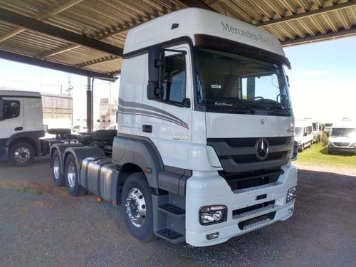 Mercedes Benz Axor 2544 Ls /31 6x2 55tn