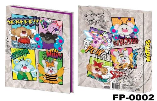 Folders Grande Ref. Fp-mhotitas-tam: (105//24x29,8 Cm)