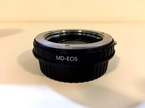 Adaptador De Md-eos Canon