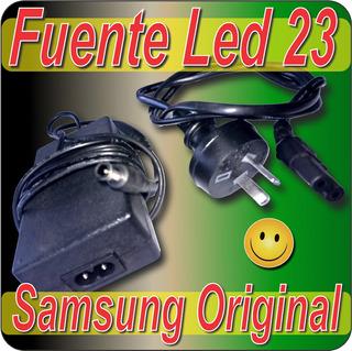Fuente Externa Original Monitor Samsung Led S23c350 30w