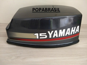 Capo Para Motor De Popa Yamaha 15hp D 2t Capo Quadrado