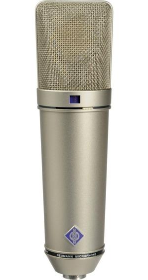 Neumann U87 Ai Microfone Condensador Made In Germany