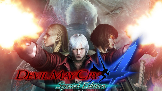 Devil May Cry 4 Special Edition Pc Steam Key