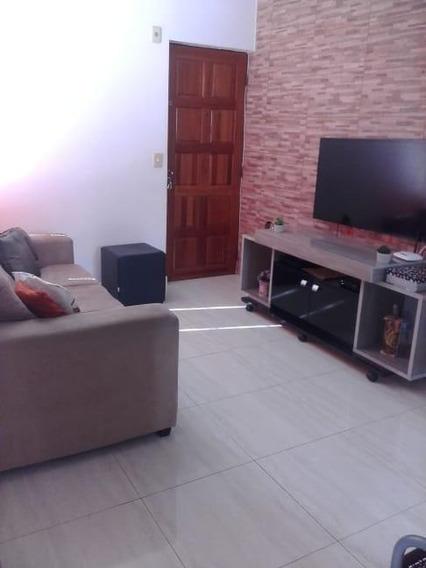 Apartamento Em Arsenal, São Gonçalo/rj De 52m² 2 Quartos À Venda Por R$ 115.000,00 - Ap347524