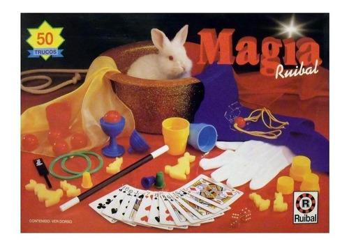Imagen 1 de 5 de Juego De Magia Ruibal 50 Trucos