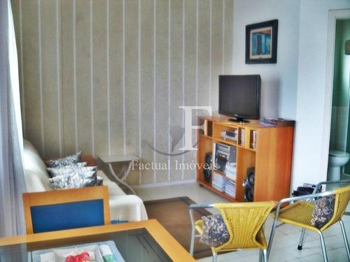 Apartamento Com 1 Dormitório À Venda, 102 M² - Riviera De São Lourenço - Bertioga/sp - Ap8495