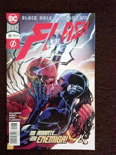 Flash #19 Dc Universe Rebirth