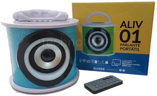 Parlante Bluetooth Aliver Aliv-01-1 1x5w