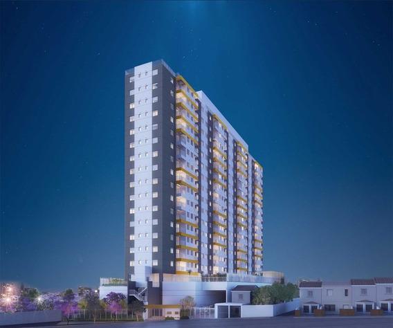 Apartamento Residencial Para Venda, Tatuapé, São Paulo - Ap4696. - Ap4696-inc