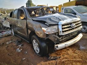 Desarmo Toyota Sequoia V8 Modelo 2012 Por Partes.