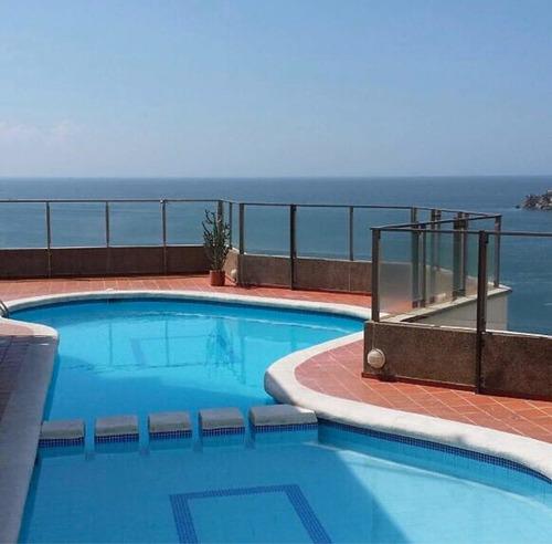 Imagen 1 de 14 de Apartamentos  Frente Al Mar Amoblados Por Dias. 3144144042