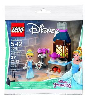 Lego Disney 30551 Cenicienta Cinderella Kitchen 37 Piezas