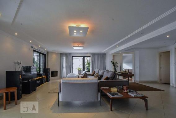 Apartamento Para Aluguel - Campo Belo, 4 Quartos, 347 - 893014449