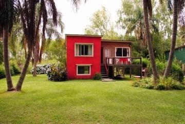 Casa En Alquiler En El Delta Para 2 Personas