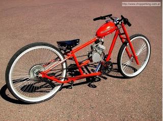 Bicimoto Chopper King Custom