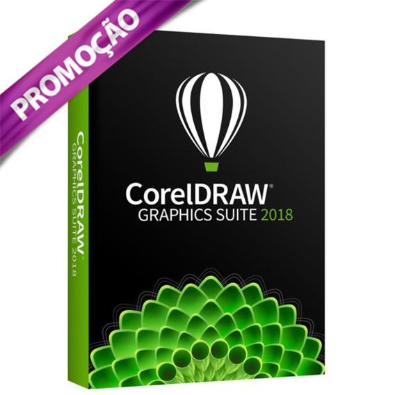 Corel Draw Graphics Suite 2018 Original