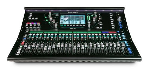 Imagen 1 de 5 de Consola De Sonido Digital Allen & Heath Sq-6