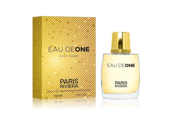Perfume Eau De One Paris Riviera Feminino Edt 100 Ml