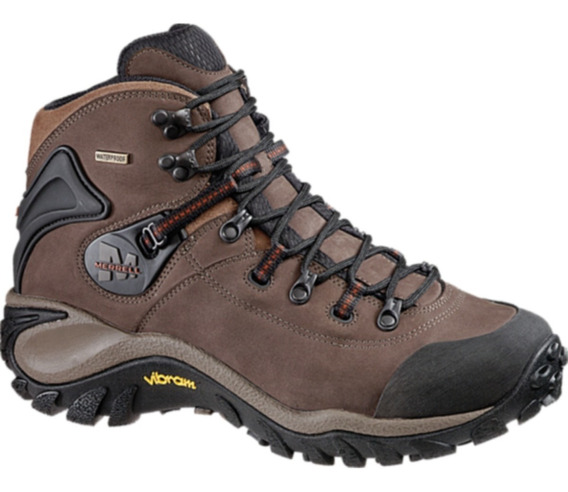 Zapato Merrell Phaser Peak Color Café Hombre Waterproof