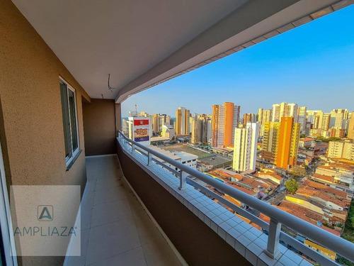 Apartamento À Venda, 80 M² Por R$ 780.000,00 - Praia De Iracema - Fortaleza/ce - Ap0802
