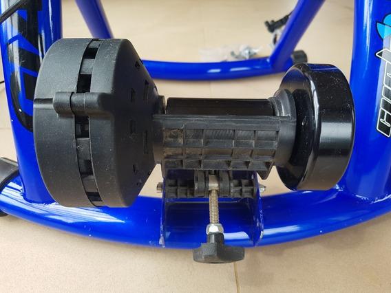 Bici Rodillo Giant Cyclotron Electromagnetico Trainer