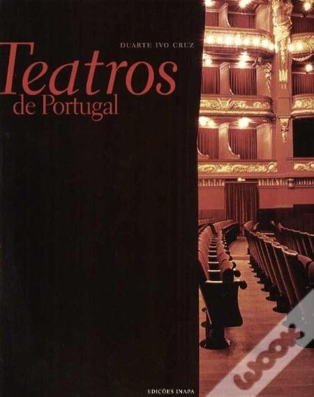 Livro Teatros De Portugal